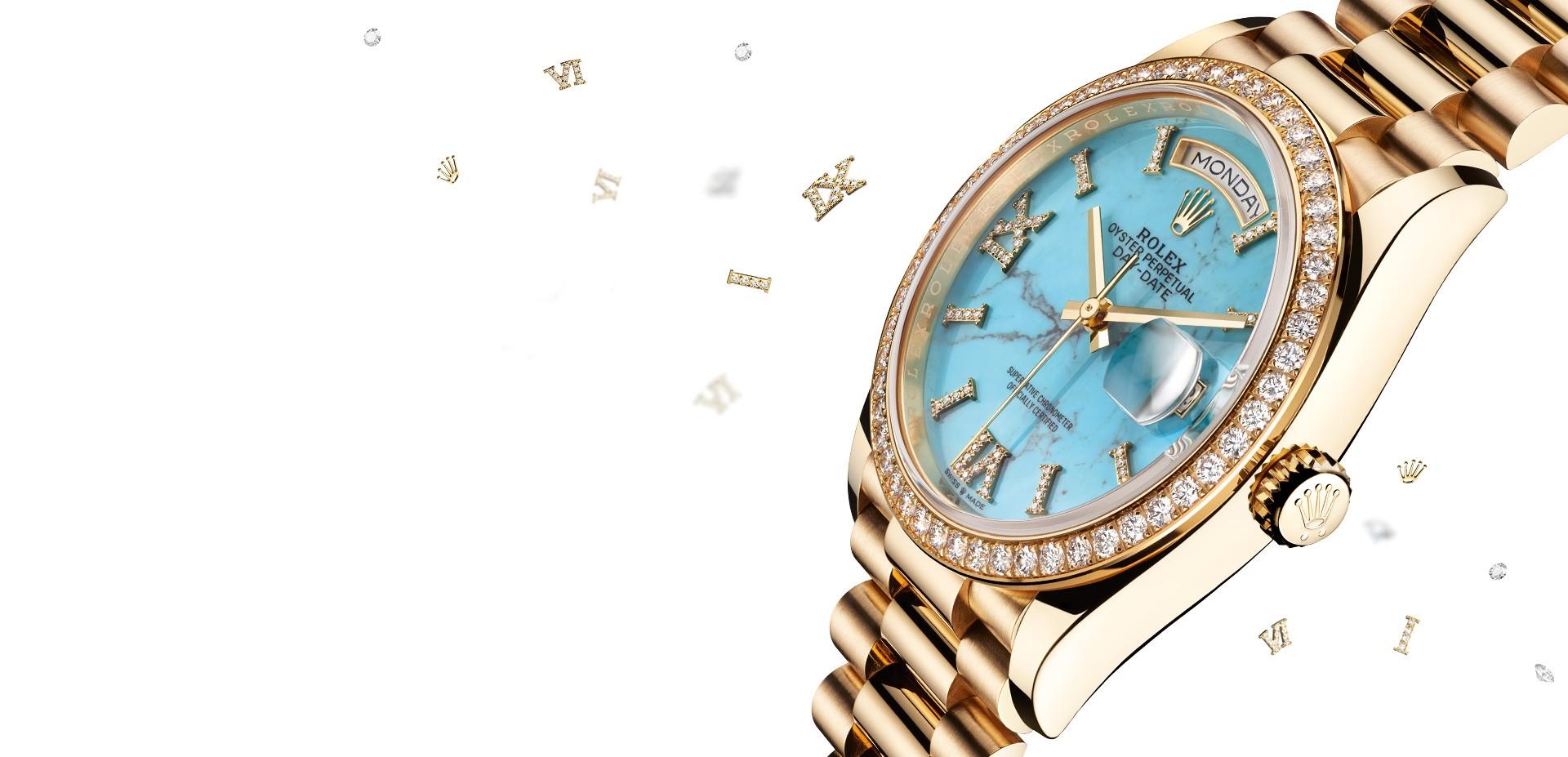 Rolex - Revendeur Officiel Rolex - Rolex Luxembourg - Montres de Luxe Rolex