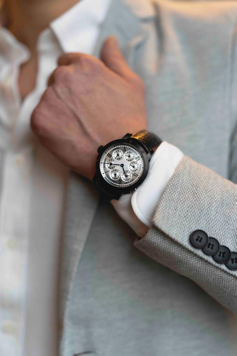 Schroeder Timepieces présente la BLACK BROKER en édition limitée!