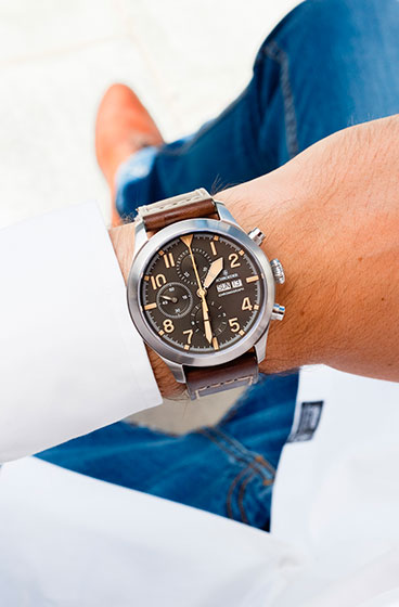Collection Chronographe Hommes